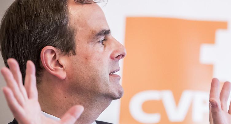 Gerhard Pfister n'acceptera pas une élection au Conseil fédéral