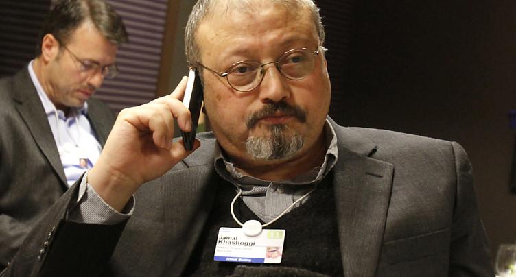 Nécessité d'éclaircir la mort de Khashoggi, disent Trump et Erdogan