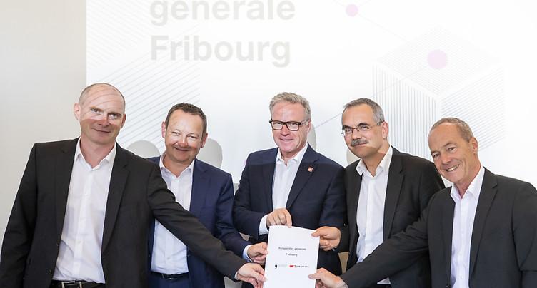 Plus d'un milliard de francs à investir dans le canton de Fribourg