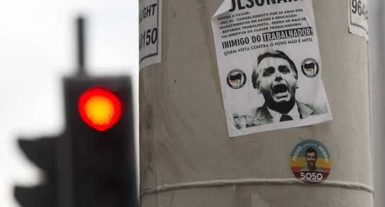 Brésil: Facebook ferme 68 pages et 43 comptes pro-Bolsonaro