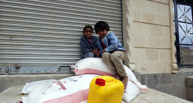 Des millions de personnes pourraient souffrir de la famine au Yémen