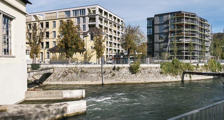 Les prix de l'immobilier continuent de se stabiliser en Suisse