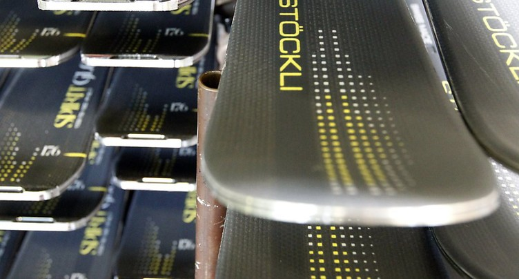La Comco ouvre une enquête contre le fabricant de skis Stöckli