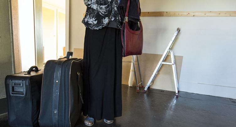Un quart de demandes d'asile en moins au 3e trimestre