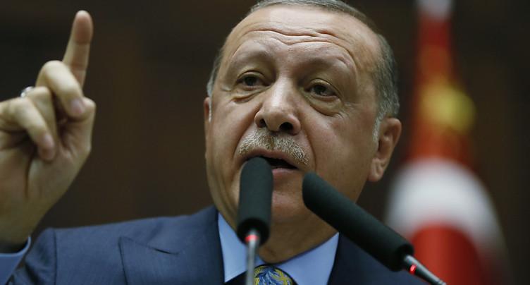 Erdogan: des éléments solides indiquent que le meurtre de Khashoggi a été planifié