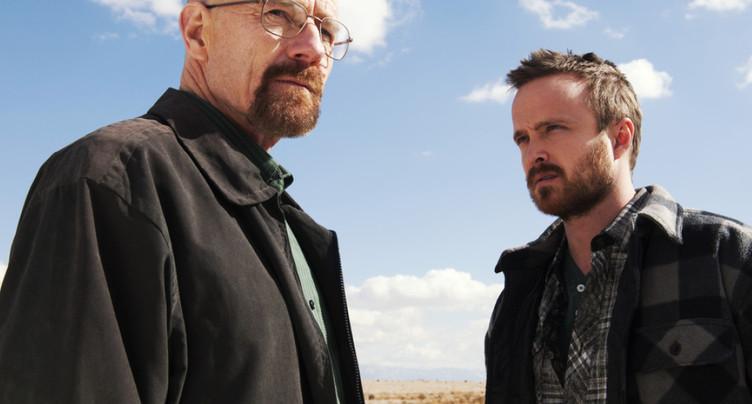 La série culte « Breaking Bad » revient en film