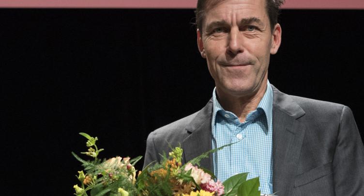 L'auteur alémanique Peter Stamm à nouveau primé en Suisse