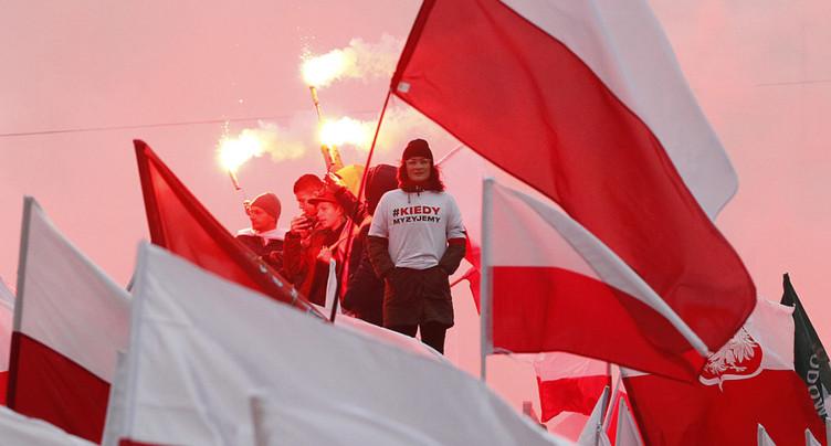 Donald Tusk demande aux Polonais de dépasser leurs différends