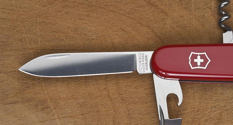 Tentative de meurtre au couteau de poche: jugement annulé