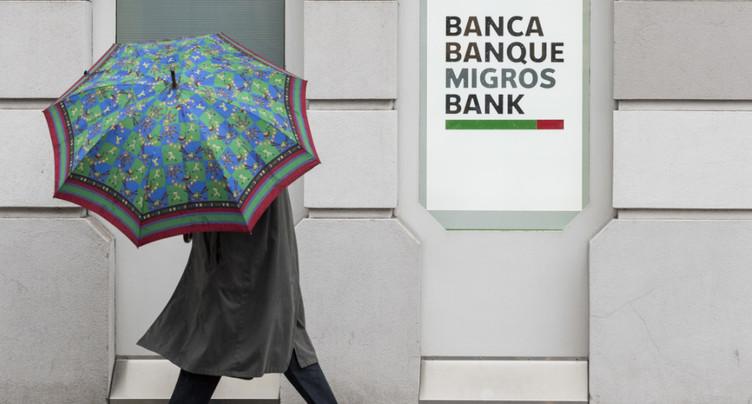 La Banque Migros supprime le bonus pour ses collaborateurs