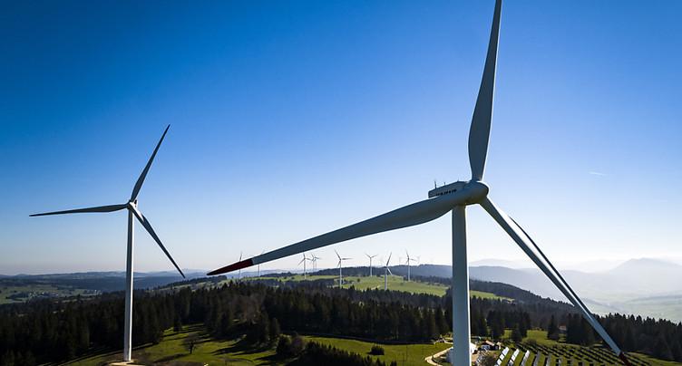 Appenzell Rhodes-Intérieures ne veut pas d'éoliennes géantes