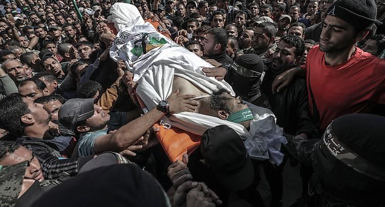 Roquettes palestiniennes sur Israël et raids en représailles