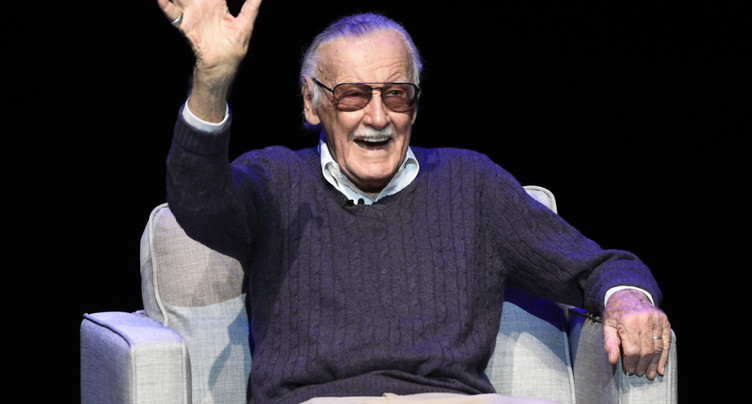 La légende de la bande dessinée américaine Stan Lee meurt à 95 ans