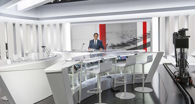 La télévision est le principal influenceur d'opinion en Suisse