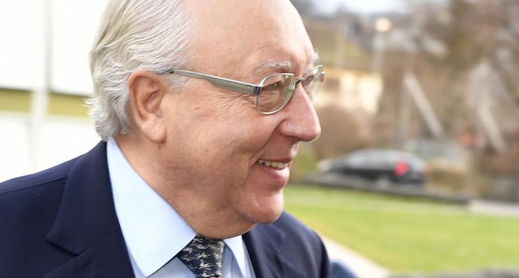 Nouveau revers fiscal pour Urs Schwarzenbach