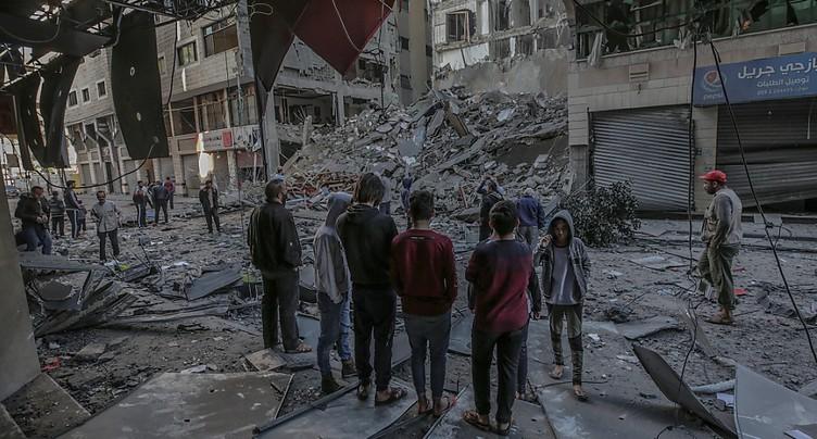 Gaza: le Hamas annonce un cessez-le-feu avec Israël