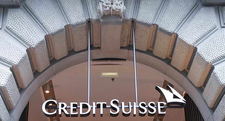 Credit Suisse visé par une enquête du Ministère public genevois