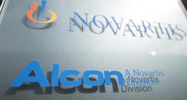Novartis: Alcon entame les démarches en vue de son autonomisation