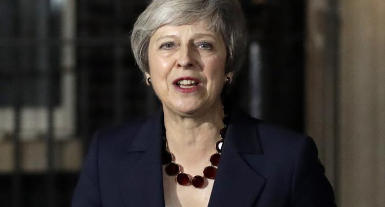 Le gouvernement britannique a donné son aval au projet d'accord sur le Brexit