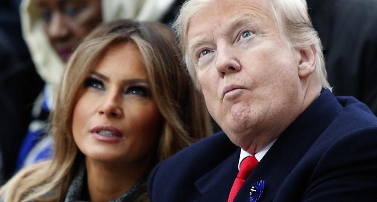 Limogeage d'une conseillère de Donald Trump critiquée par Melania