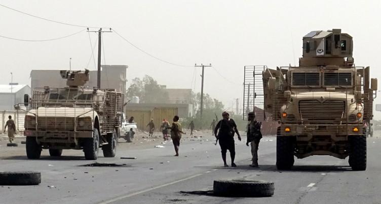 Yémen: la coalition arabe ordonne l'arrêt des combats à Hodeïda