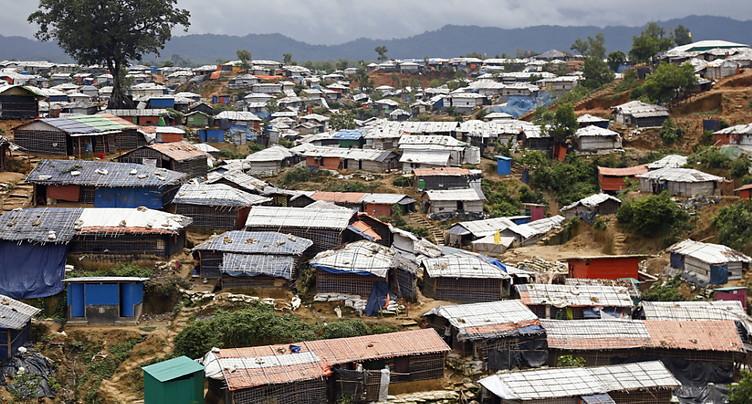 Rohingyas: aucun candidat au retour au premier jour du rapatriement