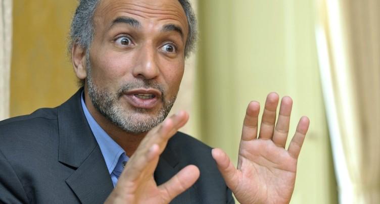 L'islamologue suisse Tariq Ramadan plaide sa mise en liberté