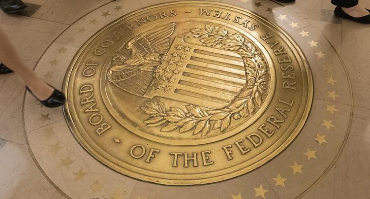 La croissance globale risque d'affecter l'économie américaine (Fed)