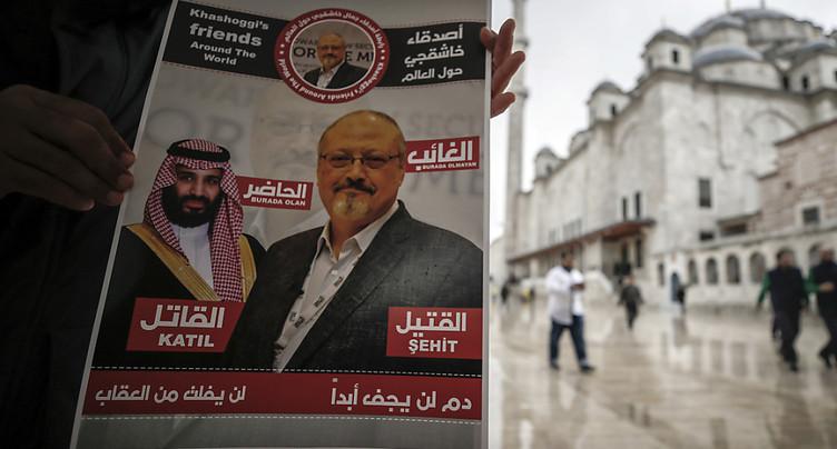 Le prince saoudien est derrière le meurtre de Khashoggi dit la CIA