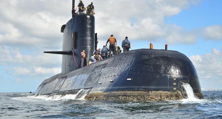 Un an après sa disparition, le sous-marin San Juan localisé