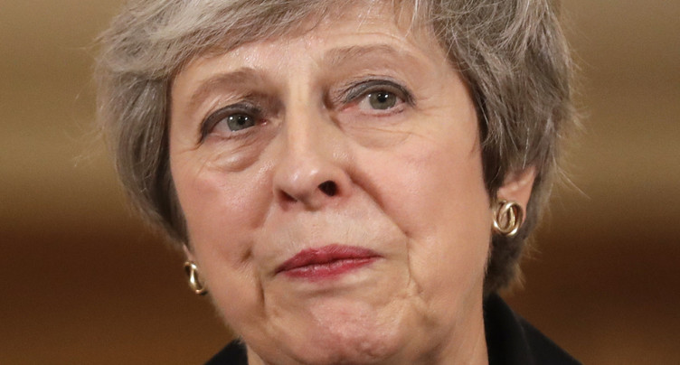 Pas d'alternative à l'accord sur le Brexit, avertit Theresa May