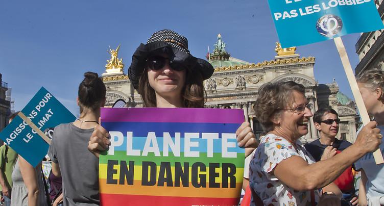 L'humanité face à un risque de catastrophes climatiques simultanées