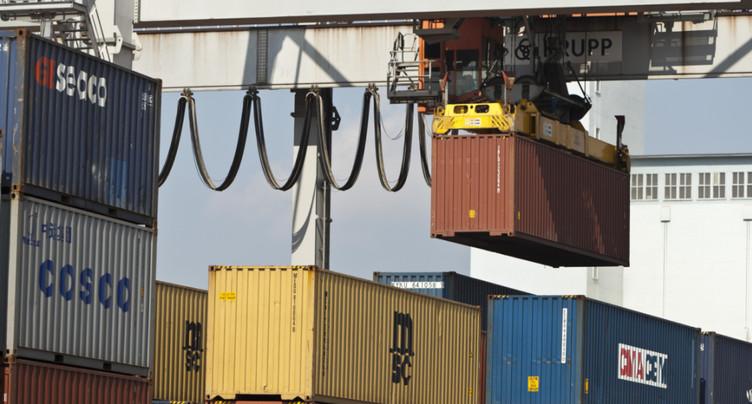 Niveau record pour les exportations suisses en octobre