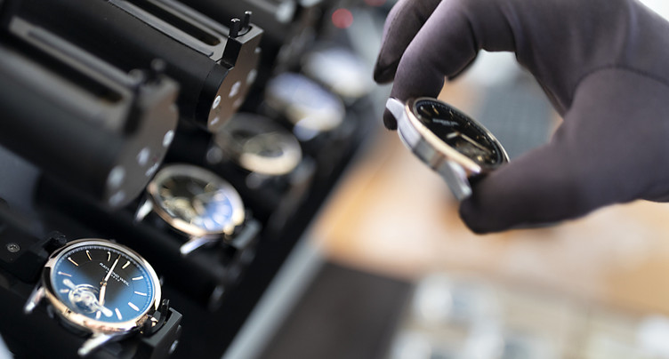 Les exportations horlogères repartent à la hausse en octobre