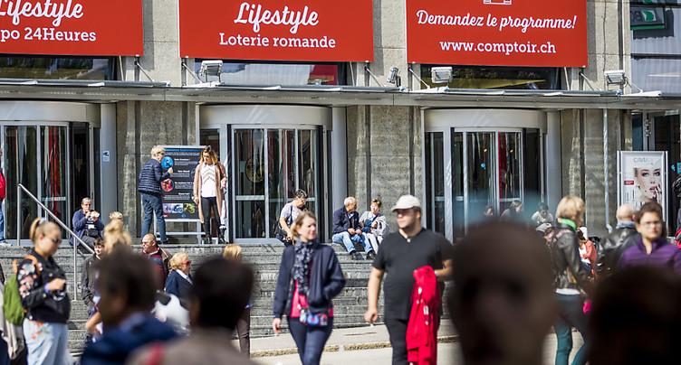 Le Comptoir suisse cesse ses activités sous sa forme actuelle