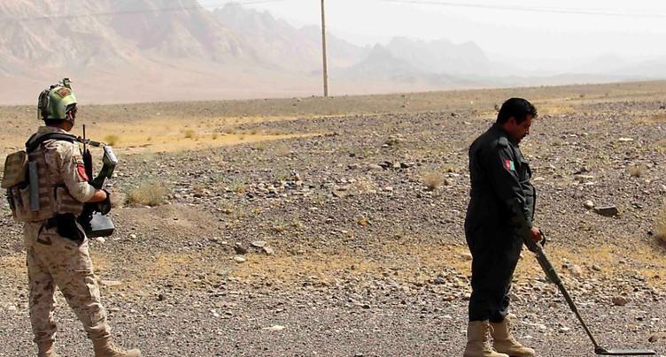 Plus de 7200 victimes de mines antipersonnel en 2017 dans le monde