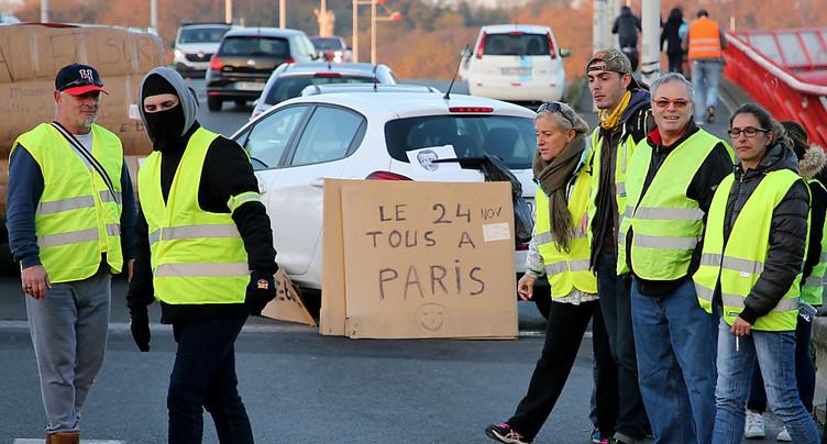 Le gouvernement français dénonce une « dérive » des « Gilets jaunes »