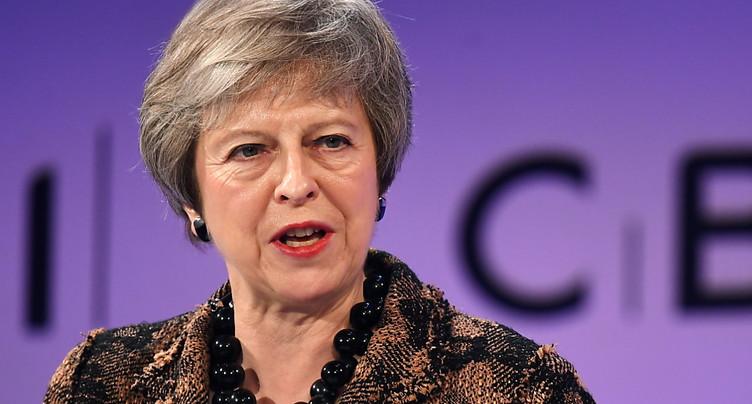 Le DUP nord-irlandais votera contre l'accord sur le Brexit
