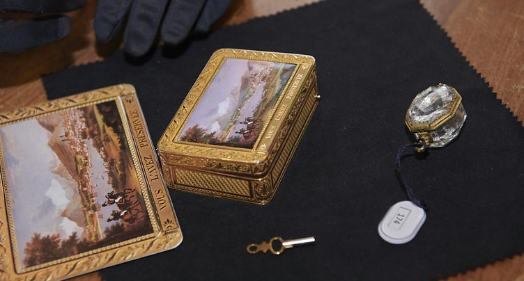 Le Musée d'art et d'histoire de Genève récupère une pièce majeure