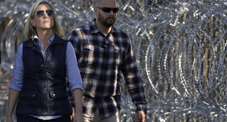 Caravane de migrants: « la crise est juste de l'autre côté du mur »