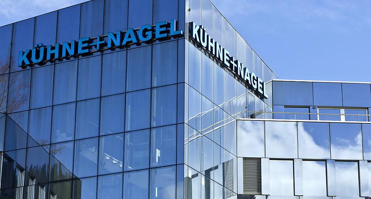 Kühne+Nagel s'empare de Quick International Courier