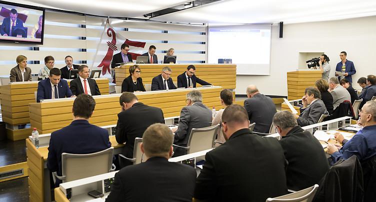 Les députés jurassiens adoptent le vote électronique