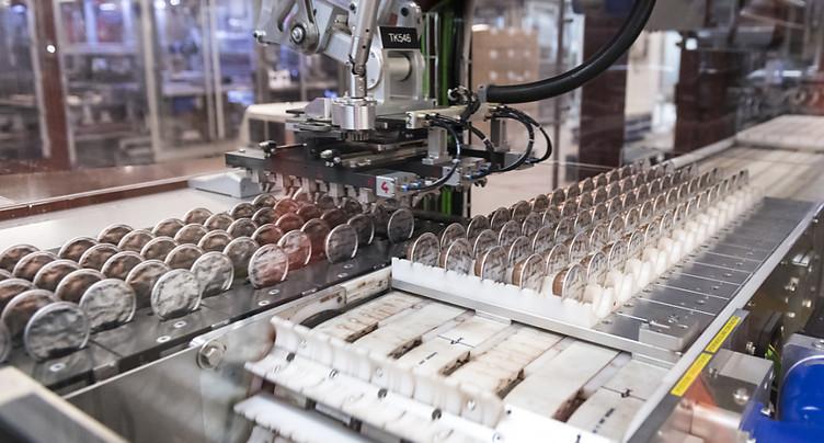 Nespresso vise la croissance en Amérique du Nord depuis Romont