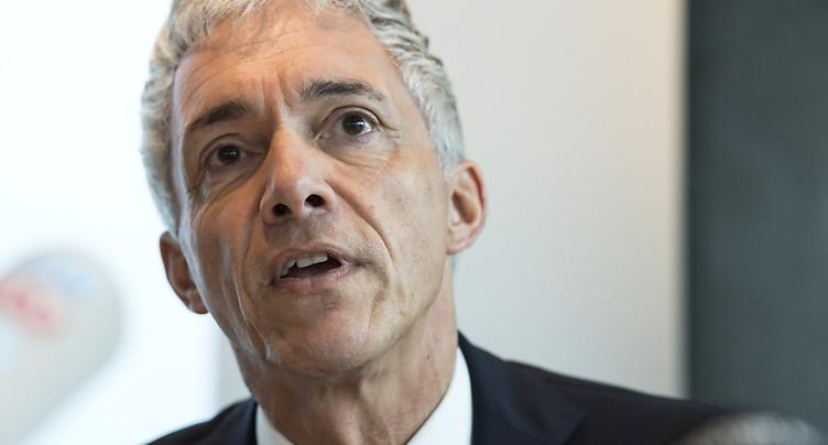 FIFA: le procureur de la Confédération poursuit ses investigations
