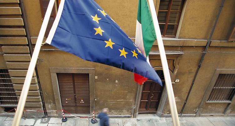 Bruxelles rejette à nouveau le budget italien