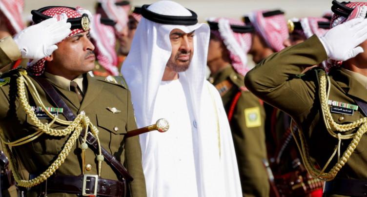 Le prince héritier d'Abou Dhabi visé par une plainte en France