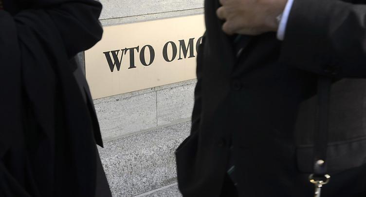 Un tribunal de l'OMC se prononcera sur Chine/Etats-Unis