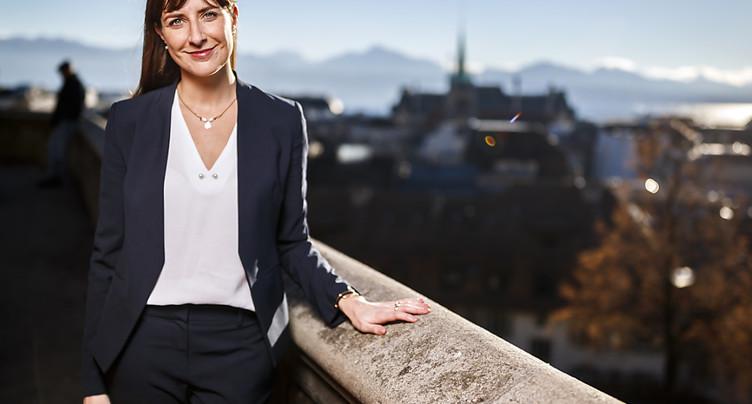 Vaud: Rebecca Ruiz se lance dans la course au Conseil d'Etat