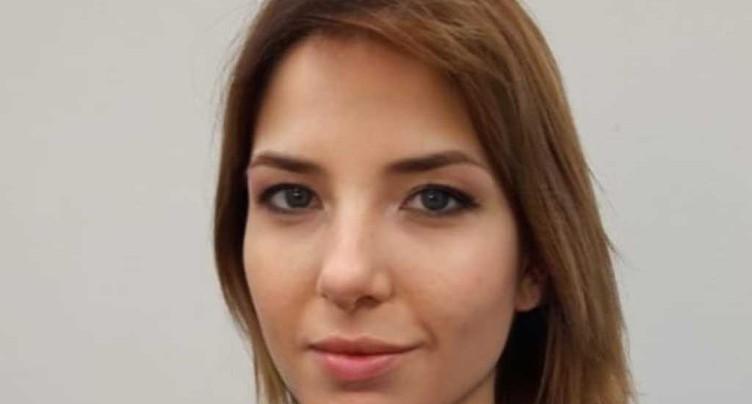 Vaud: Anaïs Timofte candidate du POP pour le Conseil d'Etat