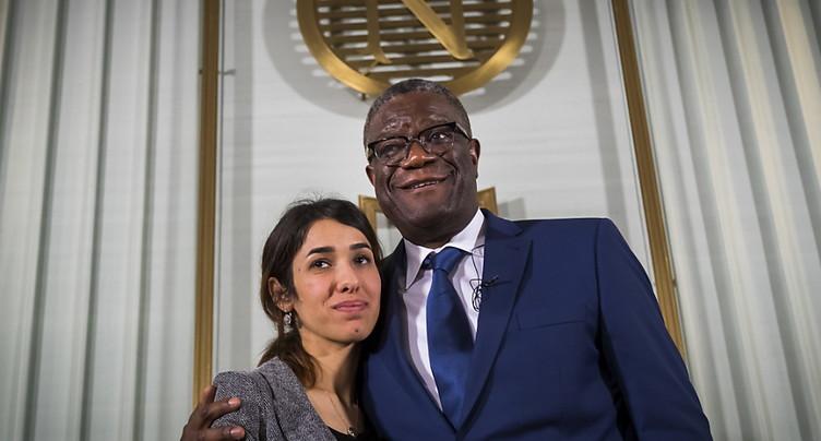 Violences sexuelles: fin de l'impunité souhaitée par les nobélisés